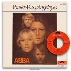 "Today in 1979 Abba's single ""Voulez-Vous"" entered the charts in Switzerland where it reached number 9  #Abba #Agnetha #Frida #Vinyl #Switzerland http://abbafansblog.blogspot.co.uk/2017/08/26th-august-1979.html"