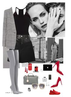 """""""New Rules"""" by katelyn999 ❤ liked on Polyvore featuring Blumarine, Lanvin, Roland Mouret, Helmut Lang, self-portrait, Balenciaga, Fendi, Gucci, AMOUAGE and Louis Vuitton"""
