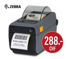 BESSERDRUCKEN: ZEBRA ZD410 Etikettendrucker in AKTION Mit dembeso...