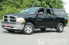 One of our newest arrivals to our pre-owned selection...2012 Dodge Ram Crew Cab 1500 Series!