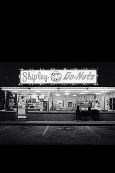 Shipley donuts ... Yes, we were there, then, and now!!