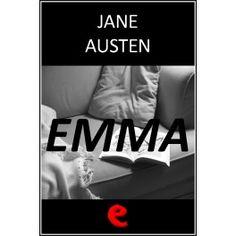 Emma  Romanzo che narra le vicende della ventenne Emma Woodhouse, il cui hobby risulta quello di intrecciare flirt e combinare matrimoni, non sempre però con esiti fortunati. Libro in lingua originale inglese con traduzione in italiano.
