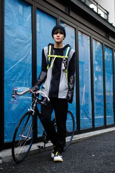 clothes for biking that actually looks good.