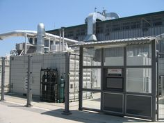 CSUN is one of the first institutions in the world to have a grid-connected fuel cell plant. The plant has a 1 megawatt capacity and eliminates more than 6,400 tons of carbon dioxide each year from entering the atmosphere. Each year the plant generates more than 8.3 million kWh of electricity from the chemical conversion, rather than the combustion, of natural gas. Waste heat from the plant is captured to heat buildings and the USU pool, and to generate hot water.