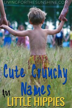 Are you looking for a crunchy, boho name for your new baby boy? This list of the cutest hippie baby names for boys will help you find the perfect baby name. #names #babynames #boynames #hippie #boho Cutest Baby Names, Cool Baby Names, Baby Girl Names, Traditional Boy Names, Old Lady Names, Short Boy Names, Unusual Boy Names, Hippie Names, Popular Boy Names