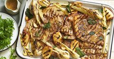 Add a gourmet touch to a traditional Aussie favourite with these tender pork chops.