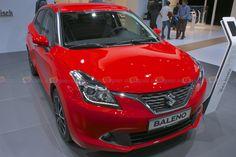 2016 Suzuki Baleno - Want to see more? Follow the link on the photo for Suzuki at IAA Frankfurt 2015!