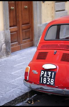 fiat 500 Firenze  #TuscanyAgriturismoGiratola
