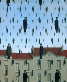 René Magritte – was a Belgian surrealist artist. He became well known for a number of witty and thought-provoking images that fall under the umbrella of surrealism. Magritte's work. Rene Magritte Kunst, Illustration Arte, Kunst Online, Surreal Art, Oeuvre D'art, Art History, Modern Art, Art Photography, Street Art