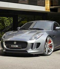 2014 Jaguar C-X16 concept
