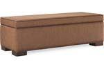 Lee Industries - Storage Bench 53w x 21d x 17h (outside) 47w x 18d x 11h (inside)