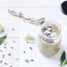 I Quit Sugar - Creamy Choc Mint Smoothie
