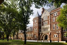 Trinity College, Hartford, CT-- my sister went here.  Trinity is wonderful.