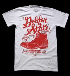 Charliegh co. Golden State #radtees