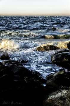 Halibut Point State Park in Rockport, MA