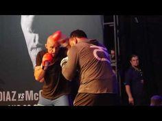 Glover Teixeira full UFC 202 open workout and interview