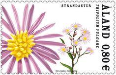 Stamp, Åland €0.80