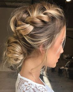 Super Hot Braided Hairstyles Trends 2018