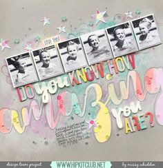 Mix and match your Thickers included in the #december2016 #hipkits just as designer @missywhidden has cleverly done on her gorgeous layout!  @hipkitclub #hkcexclusives#exclusives #hipkitexclusives @pinkpaislee @paigetaylorevans #thickers #takemeaway #mixedmedia #papercrafting #hipkitclub #silhouettecameo #cutfiles #clevertitle #kitclub #photostrip #background #layering #scrapbookingkitclub
