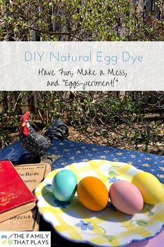 In getting ready for Easter I started turning my thoughts to activities to do with my kids. One of the biggest traditions is dyeing Easter eggs. However, I decided to try something I had never tried before: making my own Easter egg dye. Dyeing eggs in the Christian Church dates to the times of the early church in the Mediterranean....Continue Reading