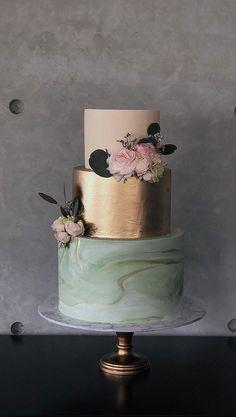 The 50 Most Beautiful Wedding Cakes, wedding cake ideas, amazing wedding cake Marble wedding cake cake wedding cake kindergeburtstag ohne backen rezepte schneller cake cake Amazing Wedding Cakes, Amazing Cakes, Unique Wedding Cakes, Elegant Wedding, Rustic Wedding, Pretty Cakes, Beautiful Cakes, Different Wedding Cakes, Wedding Cake Designs