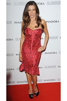 Fierce Fashions  The Hot Look of the Glamour Women of the Year Awards 93d484cf279