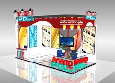 booth for sale idea
