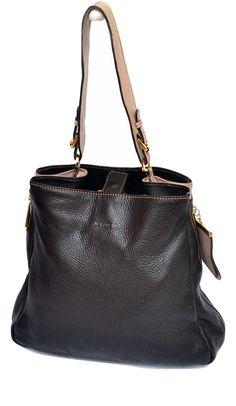 JIL SANDER Multi Color Leather Handbag Hobo Purse b789b96784
