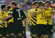 Hasil Pertandingan Liga Jerman Dini Hari Tadi - Game Sepak Bola Online