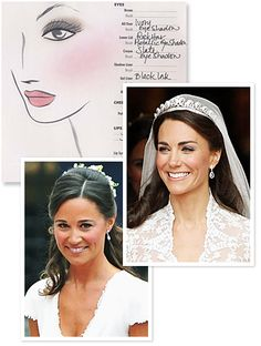 Pippa and royal wedding party used Bobbi Brown Cosmetics