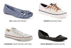 Bestsellers: Fall flat-out in love with shoes for him & her