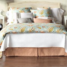 Found it at Wayfair - Jolie Hand-Tacked Comforter Collection