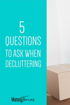 Organizing and Decluttering Your Home - Easy Tips To Decluttering Your Home - Decluttering Tips For Beginners #declutter #organize #minimalism #minimalist #home #organizing #decluttering #clean #cleaning #clutter Diy Cleaning Products, Cleaning Hacks, Questions To Ask, This Or That Questions, Minimalist Living Tips, Wicker Coffee Table, Family Command Center, Decorating A New Home, Work From Home Tips