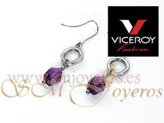 Pendientes Viceroy Fashion Jewels acero mujer colección Paris  REFERENCIA: 5011e01019  Fabricante: Viceroy