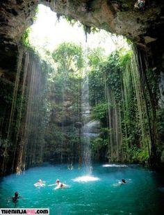 waterfall!