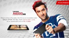 Lenovo A6000 Plus receives a price cut, now costs INR 6,999