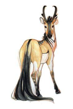 Horse-alope