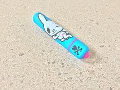 Review: Tokidoki x Lovehoney Single Speed Mini Bullet Vibrator Honey Bunny