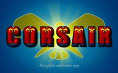 Corsair (Starjammers) Wallpaper