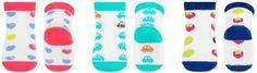 Baby Mix Носочки махровые 6+ 581/02  — 189р. ------------------- Мягкие и комфортные, махровые носочки для малышей от 6 м+ - мягкие, высококачественные; - удобные; - не тугой манжет; - веселый дизайн; - дарят малышу тепло и комфорт
