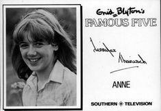 Autogrammkarte Jennifer Thanisch (Anne)