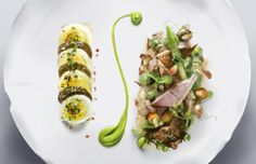 Painted Massimo Bottura's dish from Chef's Table #Food