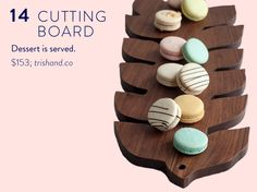 Summer Entertaining - PureWow #cutting board