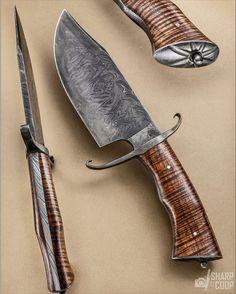 Doug Campbell knives