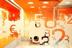 Bankinter enviro graphics