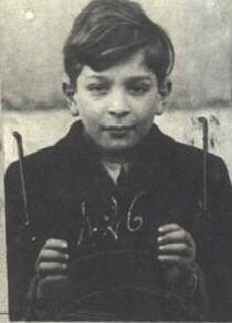 (10/03/1932) Nancy, France (09/25/1942) sadly murdered at Auschwitz-Birkenau 9 1/2 years old