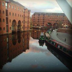 Castlefield, Manchester.
