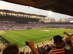 Celta Vigo vs United, May 2017 - Abroad Red May 2017, Europa League, Spain, The Unit, Sevilla Spain