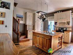 Maison à vendre Lefebvre, 198, 10e Rang, immobilier Québec   DuProprio   444161
