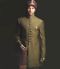 Fine Sherwani suits Pakistani Indian Sherwani Great Variety of Beautiful Sherwanis